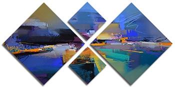 štampa Slika Na Platnu Kanvasu Ambijent Studio Beograd